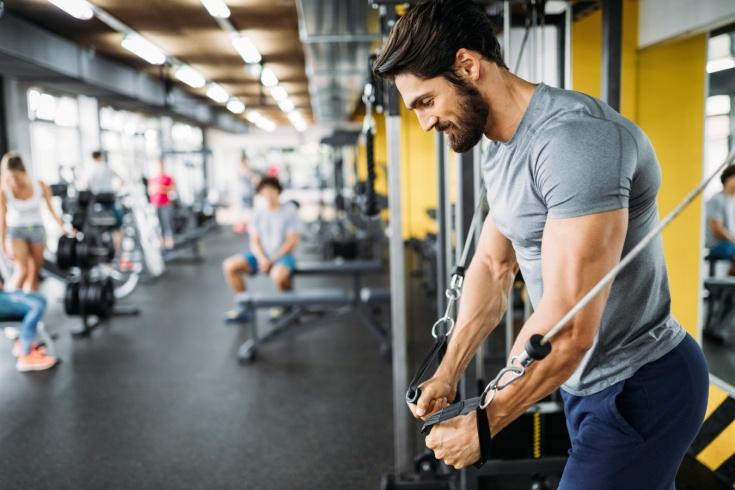 Was passiert mit uns im Fitnessstudio?