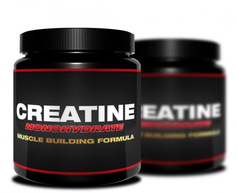 Bodybuilding mit Kreatin, um mit kürzeren Pausen Muskelmasse aufzubauen