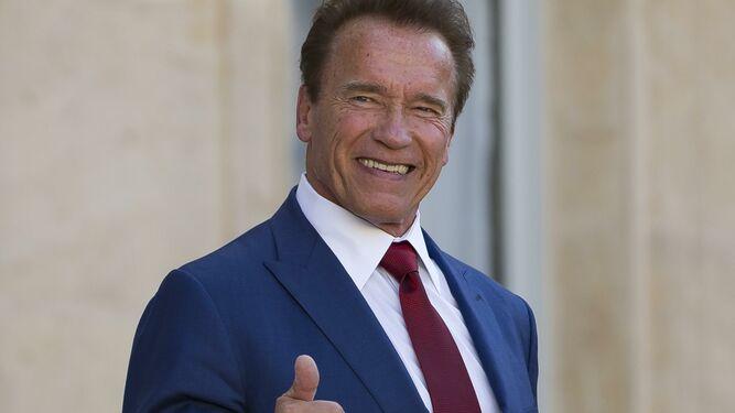 Arnold wird heute 70 Jahre alt.