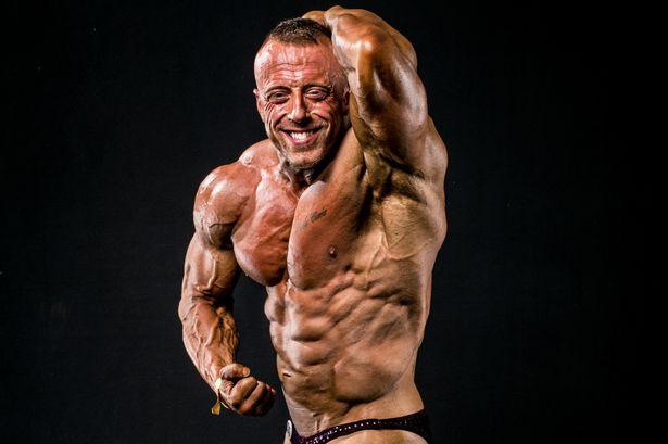 Plötzlicher Tod von Bodybuilder Ben Hernett