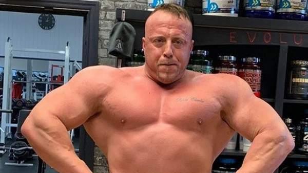 Plötzlicher Tod des Bodybuilders Ben Hernett 1